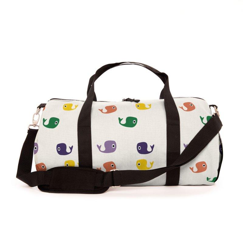 bolsa ballenitas de colores Accessories Bag by Diseños Sanuki