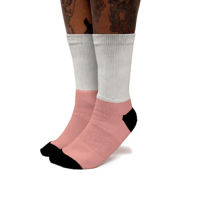 striped socks Women's Socks by Diseños Sanuki