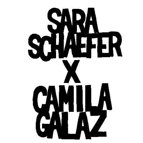 Sara Camila's Artist Shop Logo