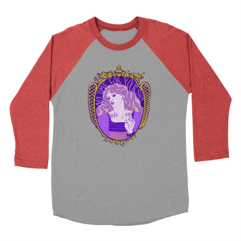 Lady with No Time For Your Shit Men's Longsleeve T-Shirt by Saraemor