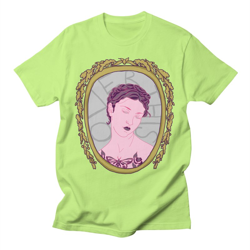 Lady Who's Over This Men's T-Shirt by Saraemor