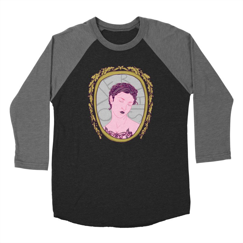 Lady Who's Over This Women's Longsleeve T-Shirt by Saraemor