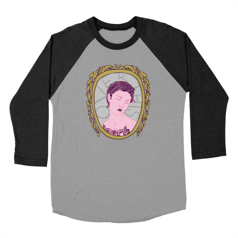 Lady Who's Over This Men's Longsleeve T-Shirt by Saraemor