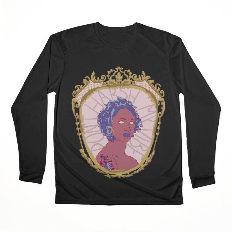 Don't Harsh My Vibe Lady Women's Longsleeve T-Shirt by Saraemor