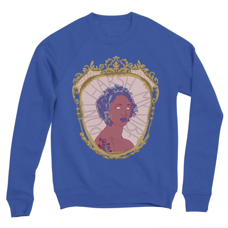 Don't Harsh My Vibe Lady Women's Sweatshirt by Saraemor