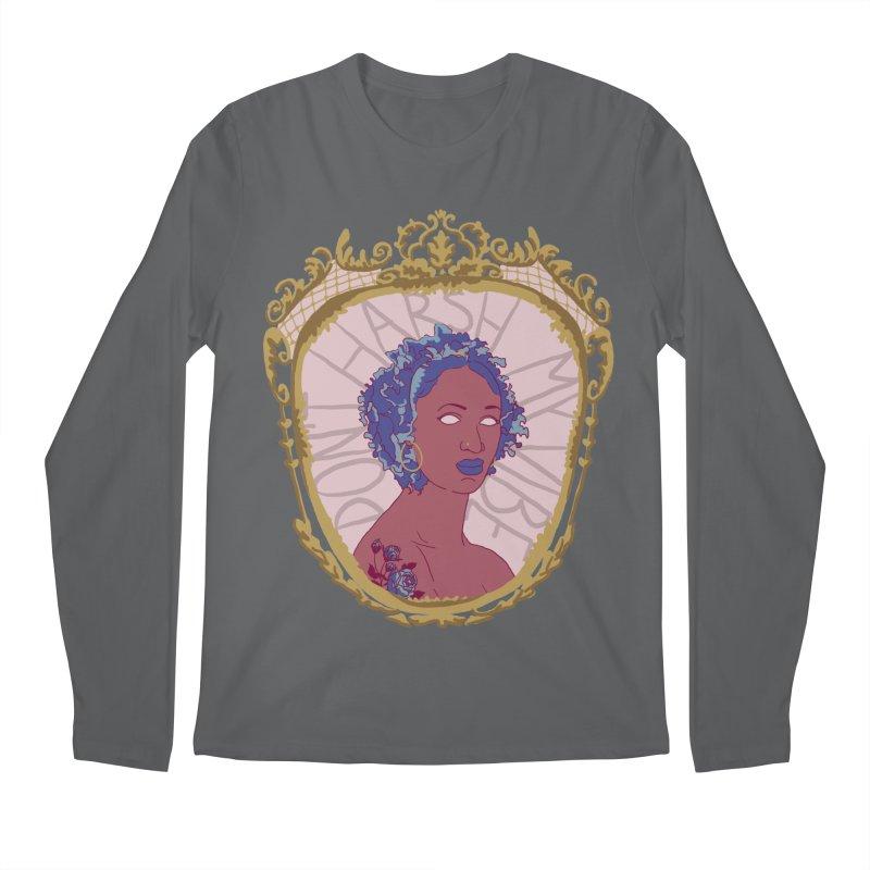 Don't Harsh My Vibe Lady Men's Longsleeve T-Shirt by Saraemor