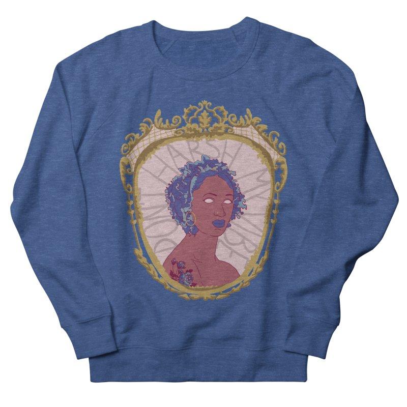 Don't Harsh My Vibe Lady Men's Sweatshirt by Saraemor