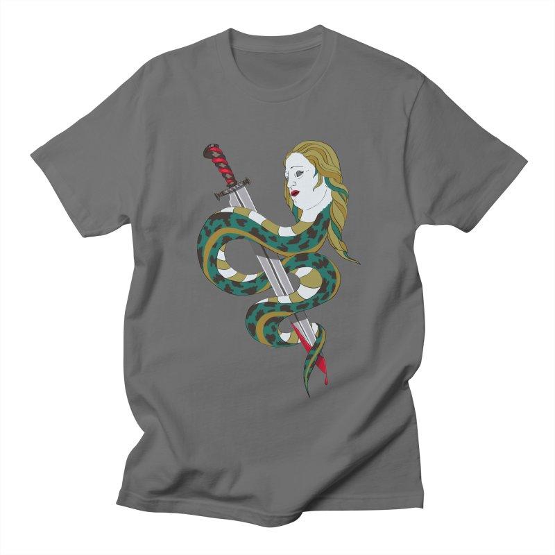 Spirit of Revenge Men's T-Shirt by Saraemor