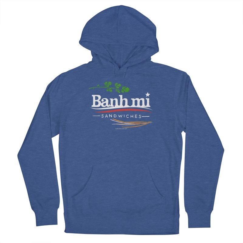 Banh Mi Sandwiches 2016! Women's French Terry Pullover Hoody by Sarah Becan