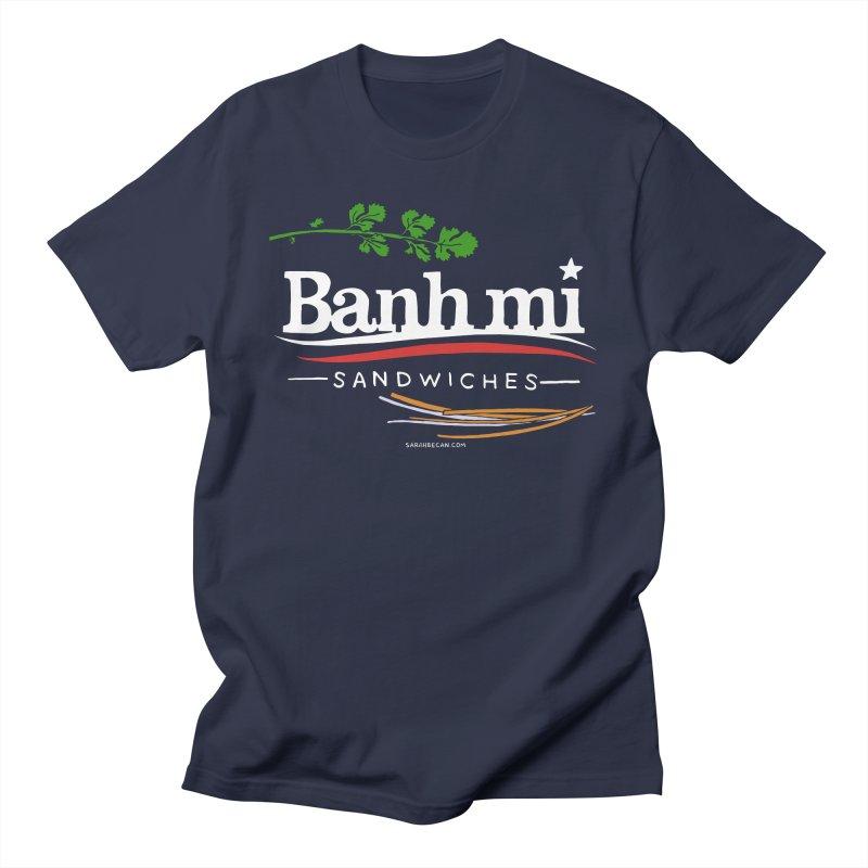 Banh Mi Sandwiches 2016! Men's Regular T-Shirt by Sarah Becan