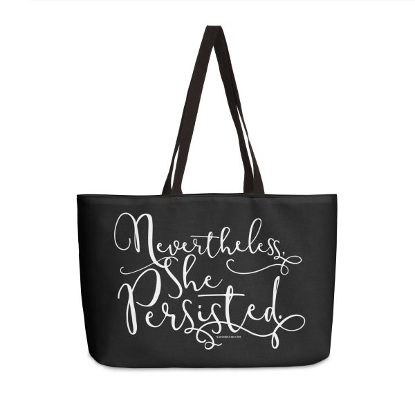 Product image for Nevertheless, She Persisted