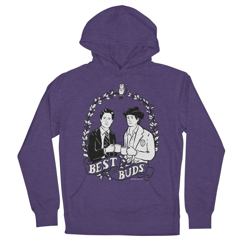 Best Buds Women's Pullover Hoody by Sarah Becan