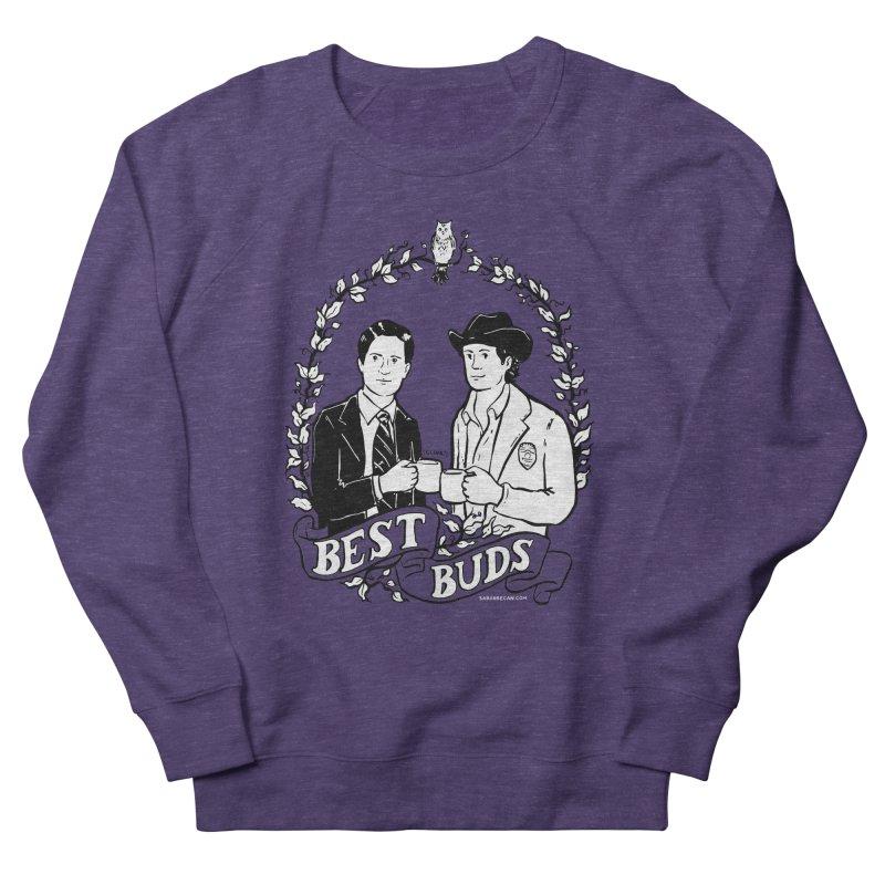 Best Buds Women's Sweatshirt by Sarah Becan