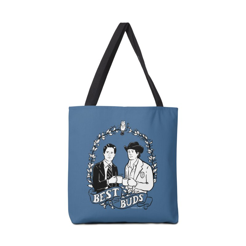 Best Buds Accessories Bag by Sarah Becan