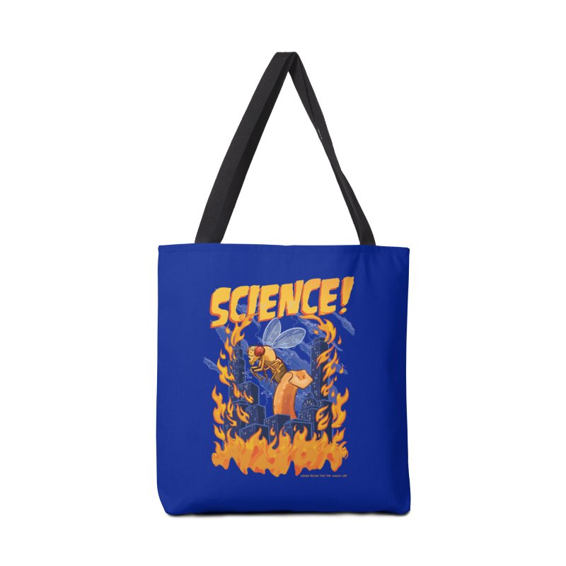 SCIENCE! with Gallio Lab Accessories Bag by Sarah Becan