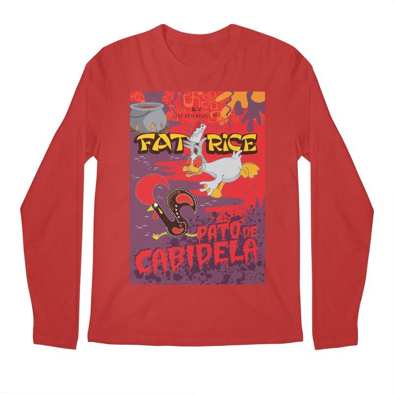 Fat Rice: Cabidela Men's Longsleeve T-Shirt by Sarah Becan