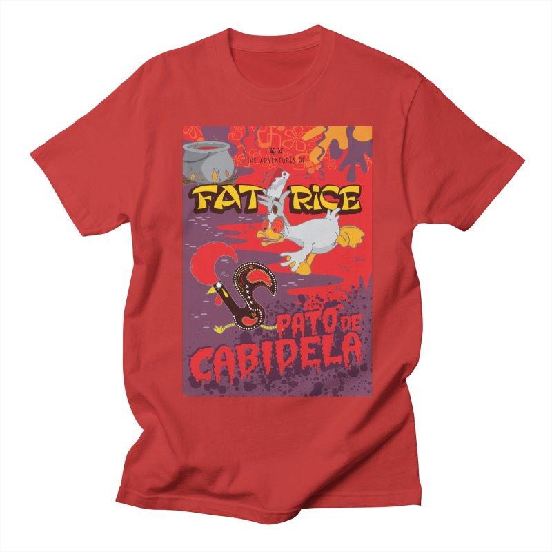 Fat Rice: Cabidela Men's Regular T-Shirt by Sarah Becan