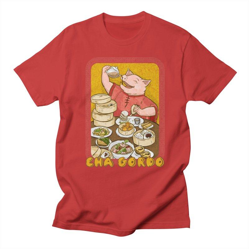 Fat Rice: Cha Gordo Women's Regular Unisex T-Shirt by Sarah Becan
