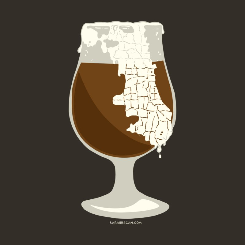 Chicago Beer by Sarah Becan