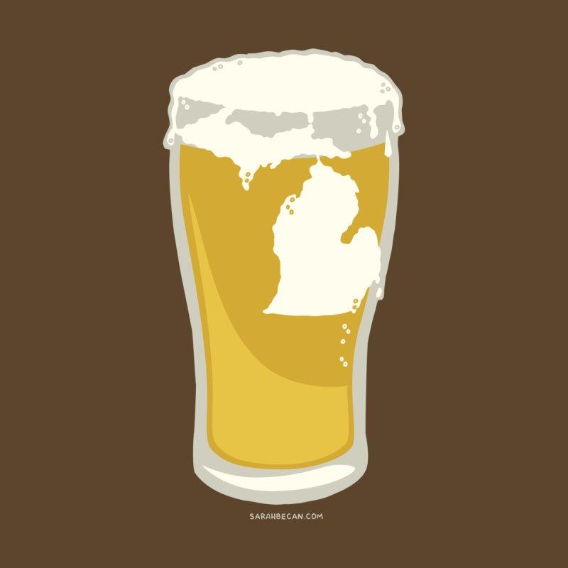 Michigan Beer by Sarah Becan