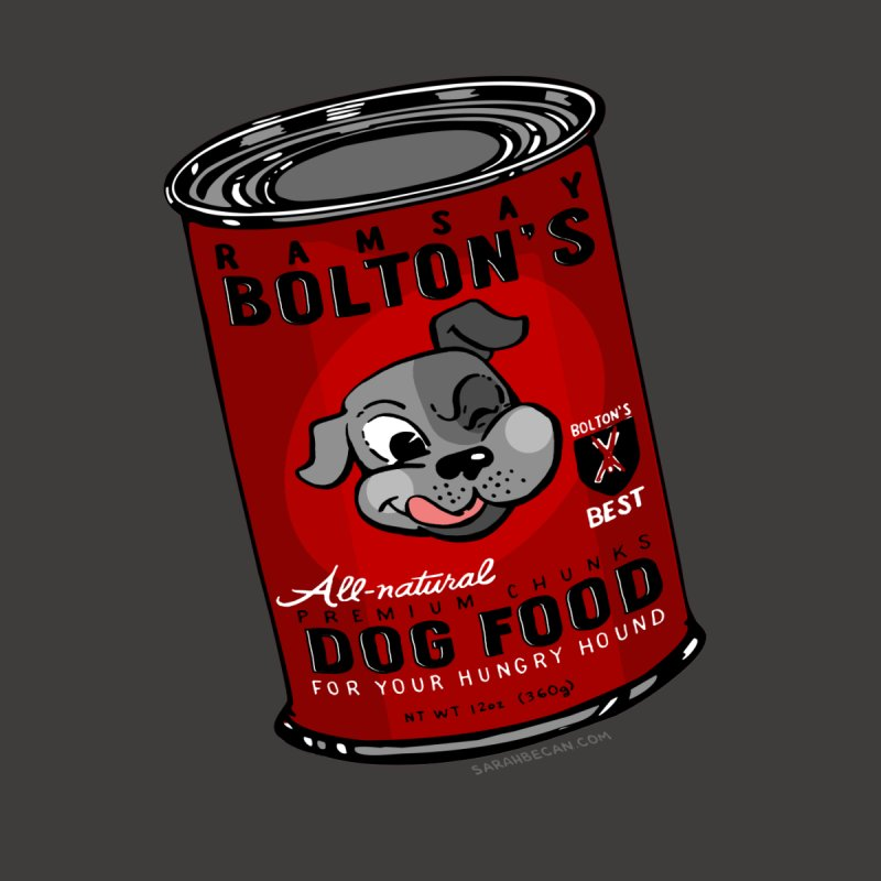 Bolton's All-Natural Dog Food by Sarah Becan