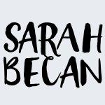 Logo for Sarah Becan