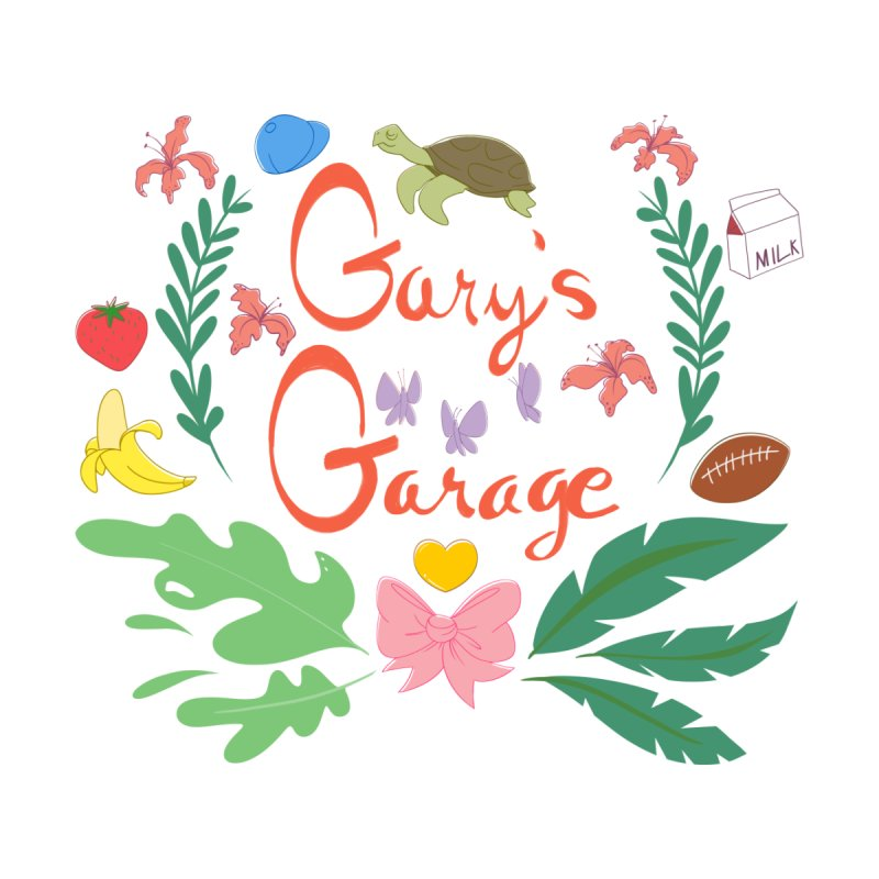Gary's Garage by sarahc's Artist Shop