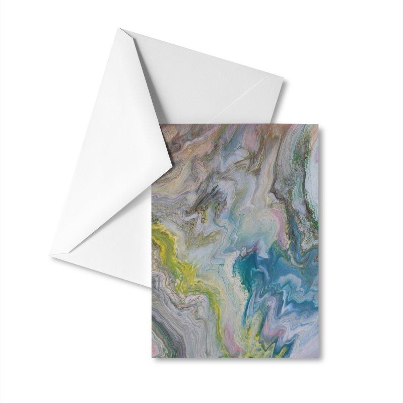 Unicorn Puke Accessories Greeting Card by Sarah Lyons . Art