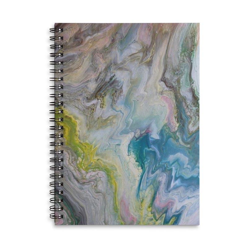 Unicorn Puke Accessories Notebook by Sarah Lyons . Art