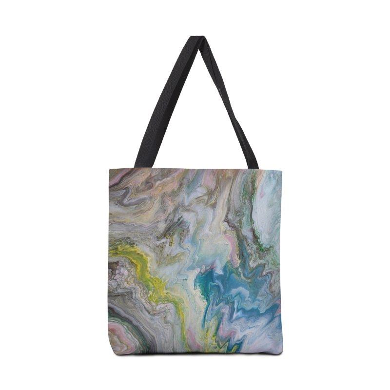 Unicorn Puke Accessories Bag by Sarah Lyons . Art