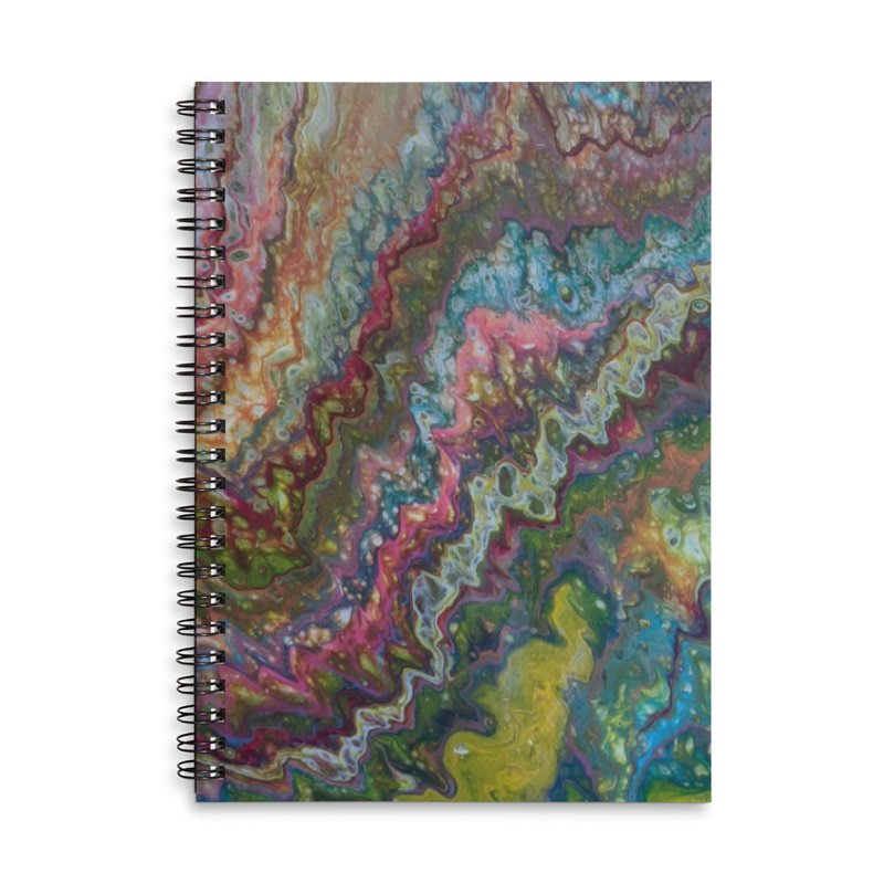 Lace Accessories Notebook by Sarah Lyons . Art