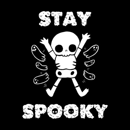Design for Stay Spooky!