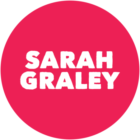Logo for Sarah Graley's Artist Shop