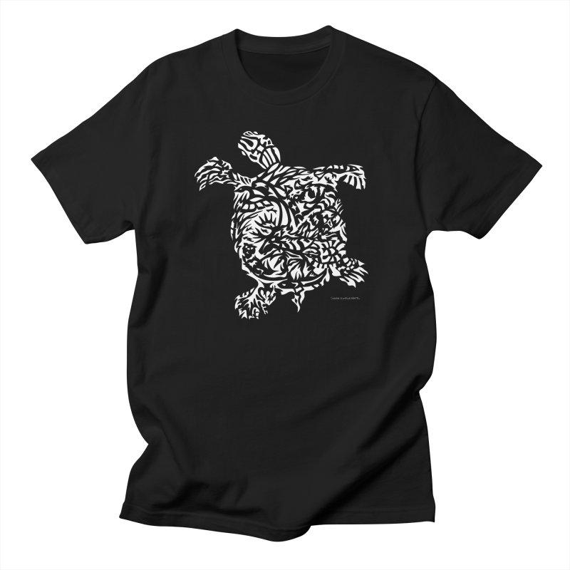 Turtle Men's T-Shirt by Sarah K Waite Illustration