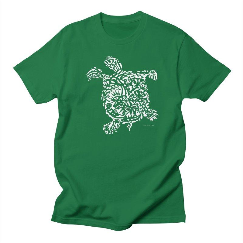 Turtle Women's Regular Unisex T-Shirt by Sarah K Waite Illustration