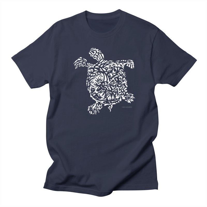 Turtle Men's Regular T-Shirt by Sarah K Waite Illustration