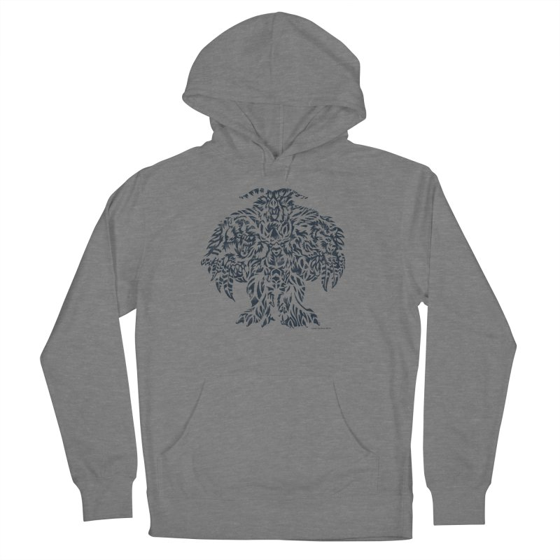 Moonkin Men's Pullover Hoody by Sarah K Waite Illustration