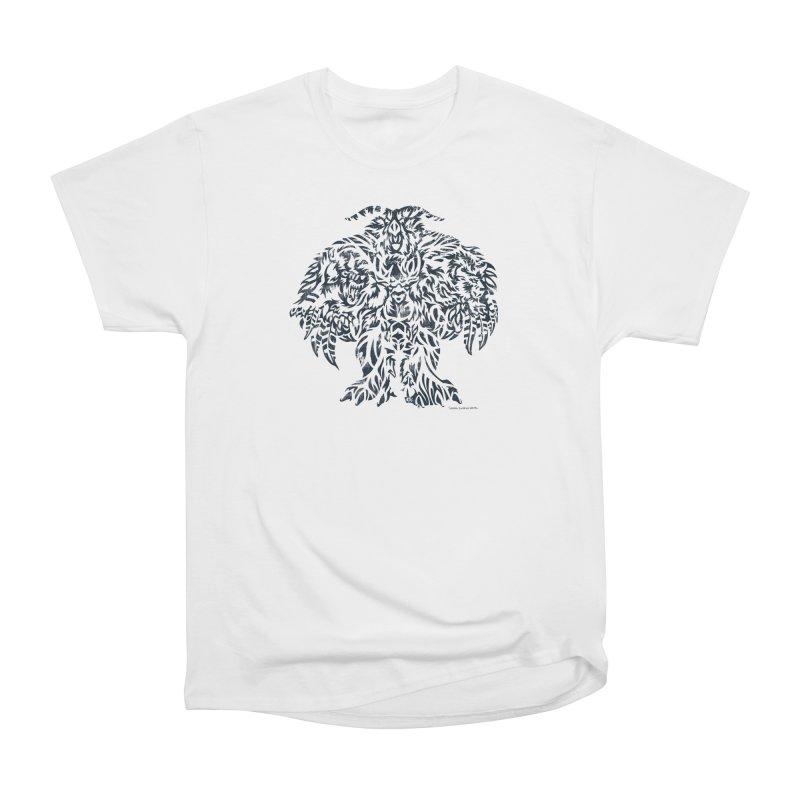 Moonkin Men's Heavyweight T-Shirt by Sarah K Waite Illustration
