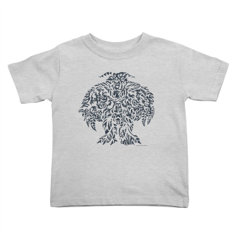 Moonkin Kids Toddler T-Shirt by Sarah K Waite Illustration