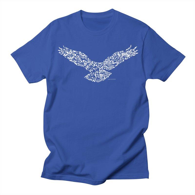 Osprey Women's Regular Unisex T-Shirt by Sarah K Waite Illustration