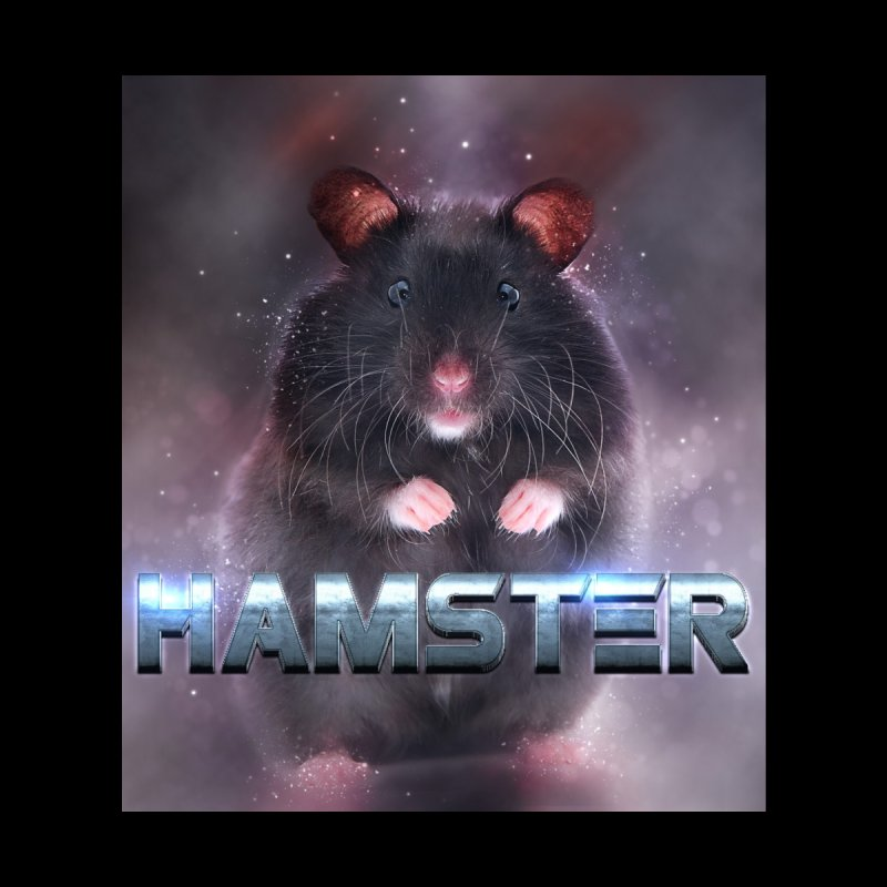 For the love of Hamster by sarahlennon's Artist Shop