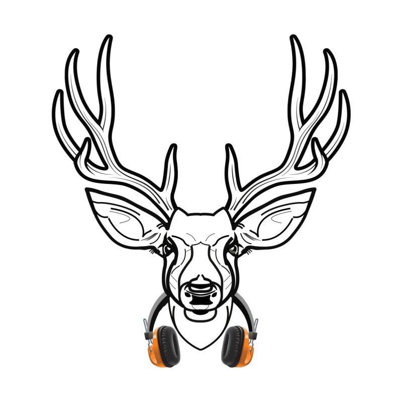 Deer Music by sarahlennon's Artist Shop