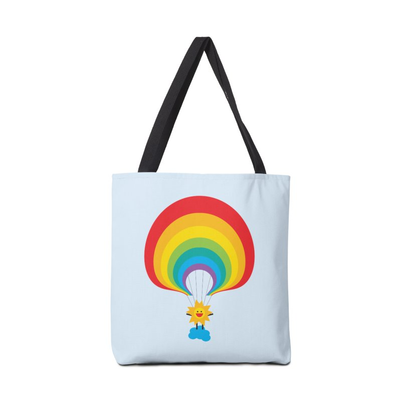 Here Comes The Sun Accessories Tote Bag Bag by Avo G'day!