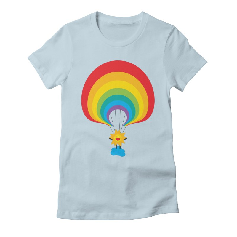 Here Comes The Sun Women's T-Shirt by Avo G'day!