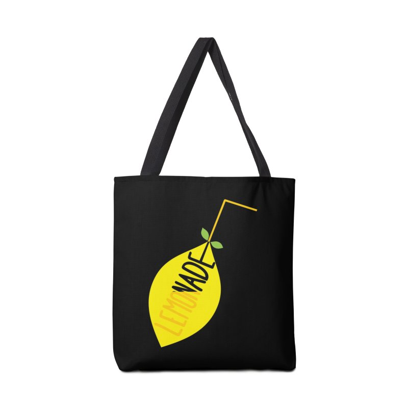 Let's Drink Lemonade! Accessories Tote Bag Bag by Avo G'day!
