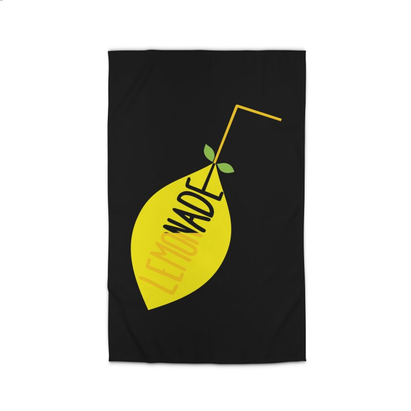 Let's Drink Lemonade! Home Rug by Avo G'day!