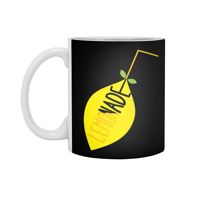 Let's Drink Lemonade! Accessories Standard Mug by Avo G'day!