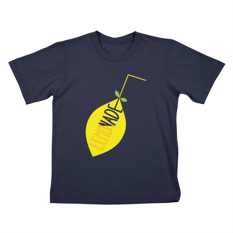 Let's Drink Lemonade! Kids Toddler T-Shirt by Avo G'day!