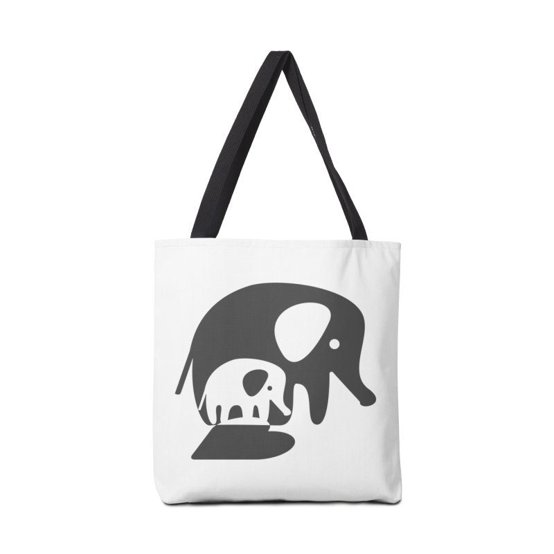 Love Elephants Accessories Tote Bag Bag by Avo G'day!