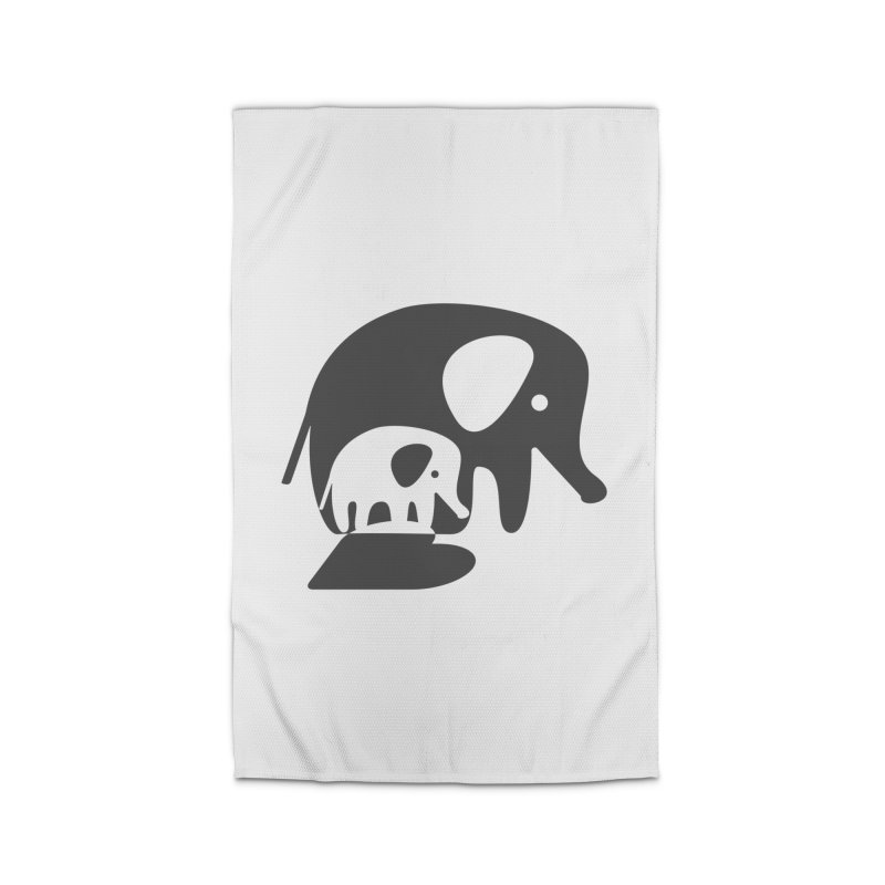 Love Elephants Home Rug by Avo G'day!